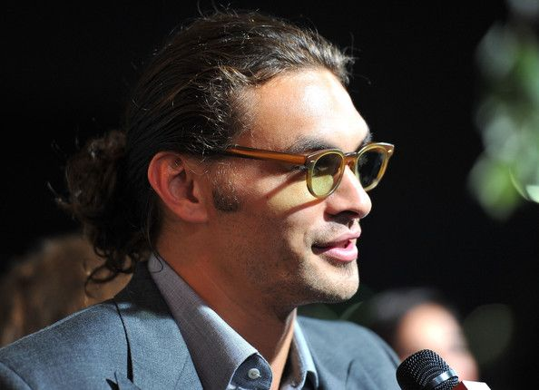 """Jason Momoa Photos Photos - Actor Jason Momoa arrives at the premiere of Lionsgate Films' """"Conan The Barbarian"""" on August 11, 2011 in Los Angeles, California. - Premiere Of Lionsgate Films' """"Conan The Barbarian"""" - Red Carpet"""