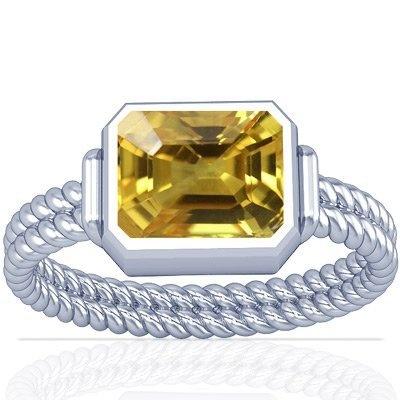 Platinum Emerald Cut Yellow Sapphire Solitaire Ring GemsNY, http://www.amazon.com/dp/B009DSWU30/ref=cm_sw_r_pi_dp_Cg1Qqb1WB3WXW