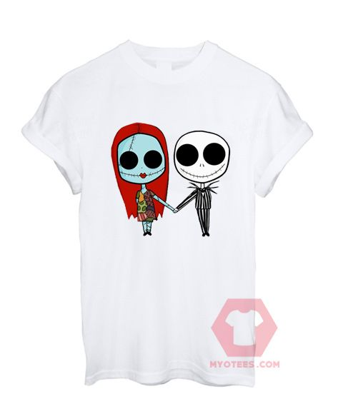 Best T shirts Jack and Sandy Unisex on Sale