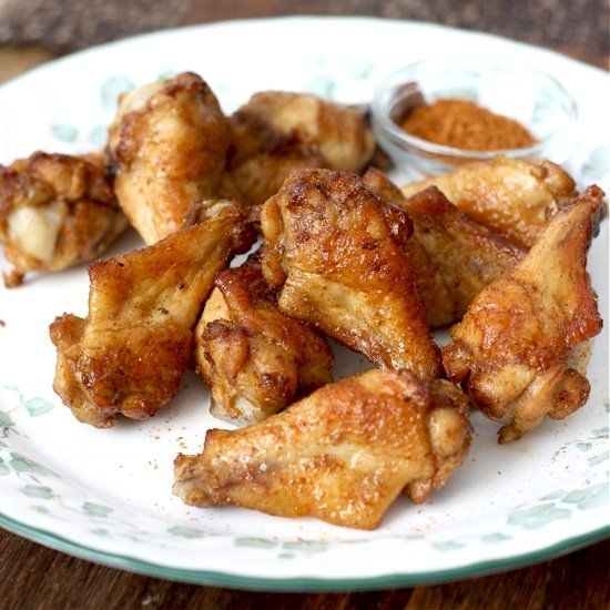 Spicy Sichuan Chicken Wings