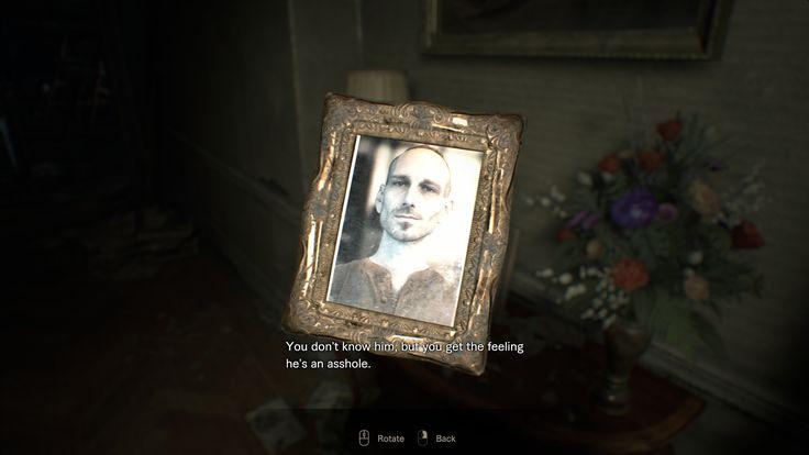 This game gets me [Resident Evil 7] http://ift.tt/2iZVZOF