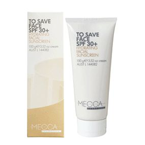 To Save Face SPF 30+ « Mecca Cosmetica Skin Care « The only sunscreen i have found that does not give me spots...