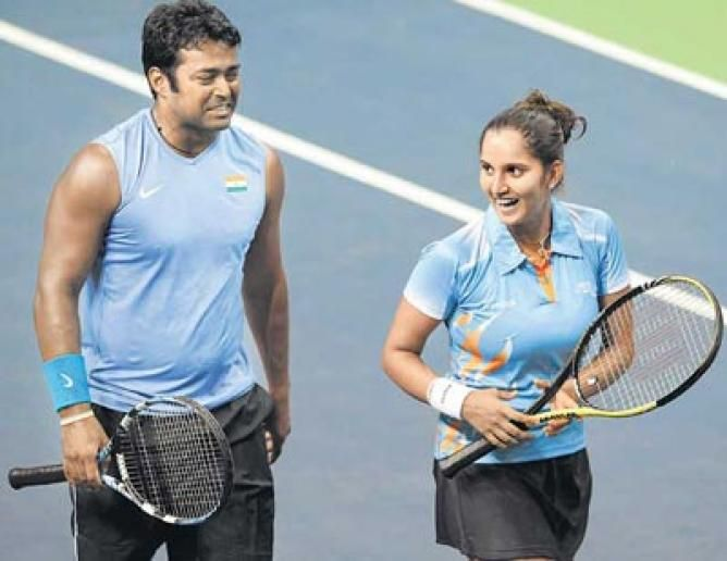 Leander Paes and Sania Mirza to lead India´s Asian Games tennis squad