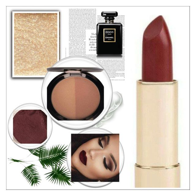 """""""autumn makeup"""" by dragut-dora-silvana on Polyvore featuring beauty"""