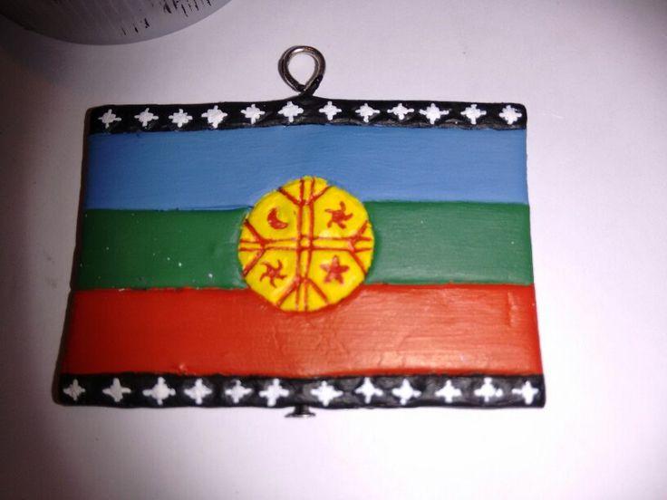 Bandera mapuche  #Chile