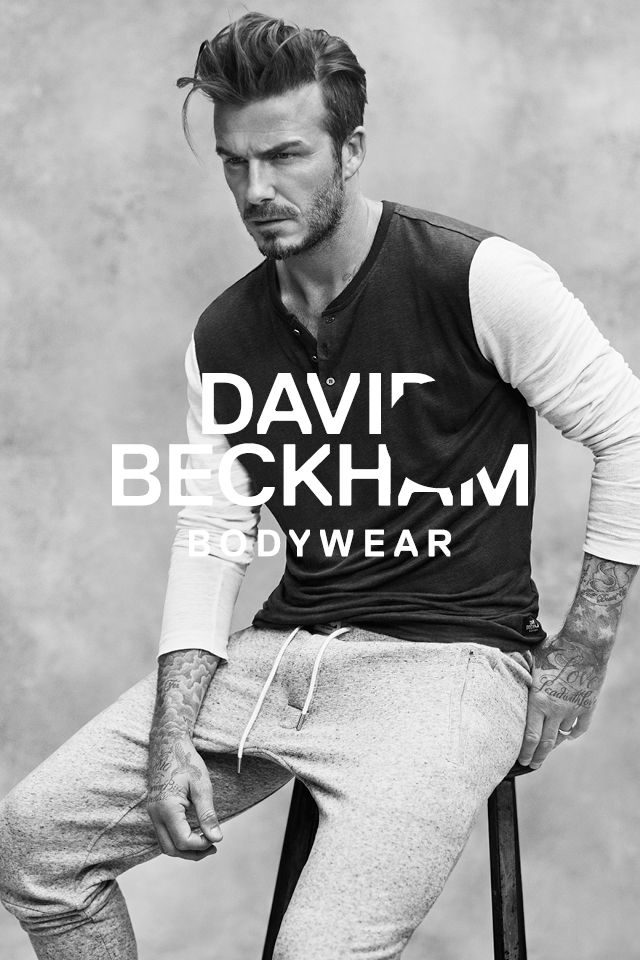 David Beckham launches a new Bodywear collection for spring. Introducing classic…