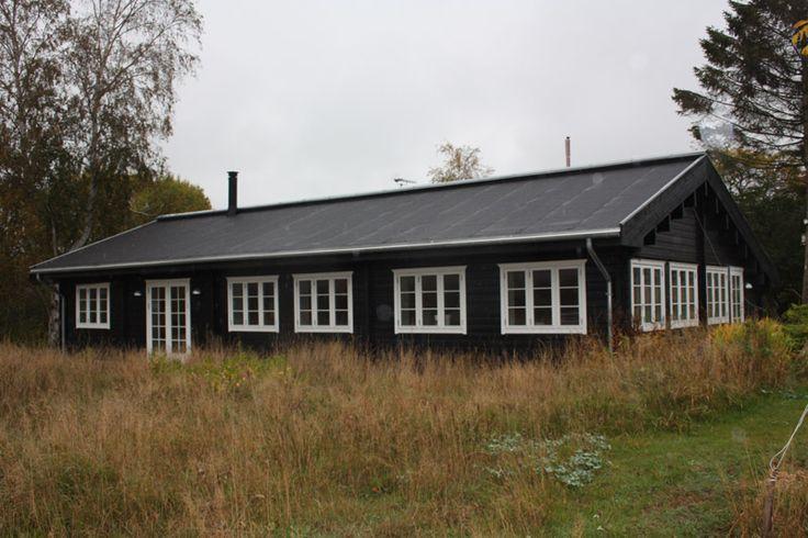 Bjælkehuse - køb billige bjælkehuse i god kvalitet – Nynorm
