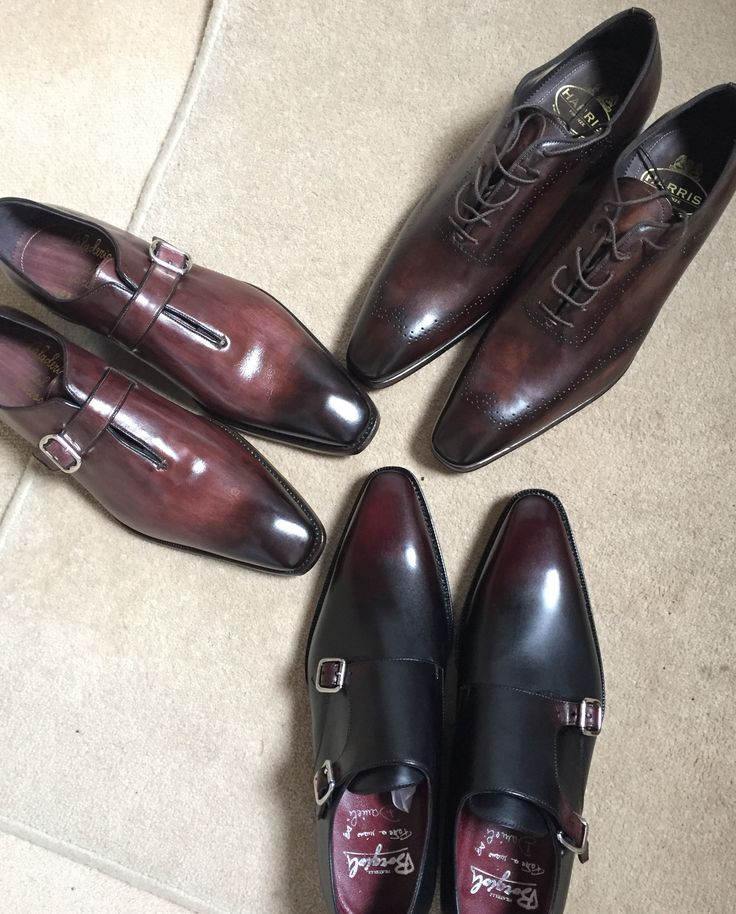 Calzoleria Harris shoes. Hand made since 1913 in Italy, where else.