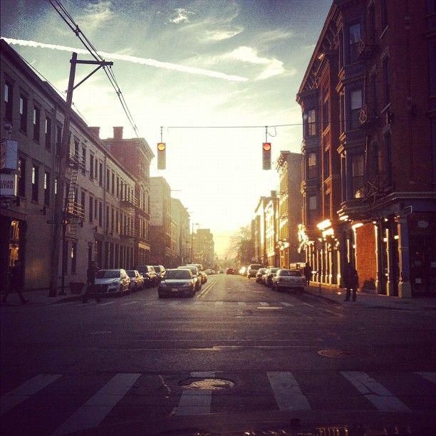 A lovely day in Cincinnati