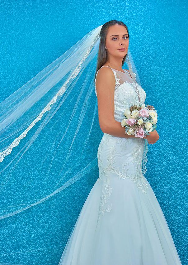elena reynoso colección 2018. vestido de novia alta costura