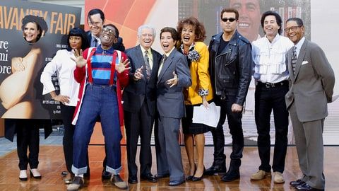 The TODAY anchors 2016 HalloweenToday show anchors