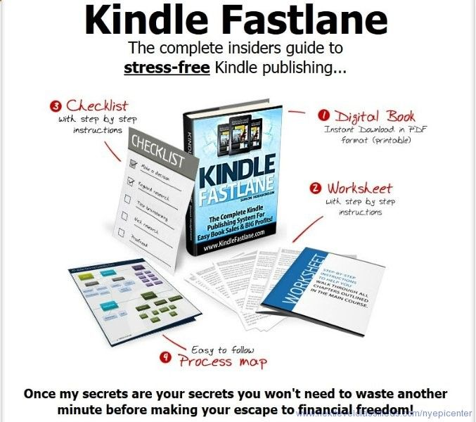 kindle fast track fastlane looking for autopilot income