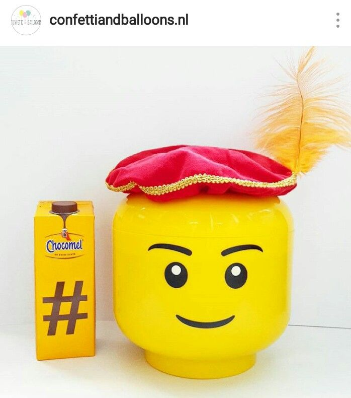 Sinterklaas @confettiandballoons.nl Instagram