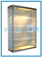 17 mejores ideas sobre vitrina mostrador en pinterest - Vitrinas de madera y vidrio ...