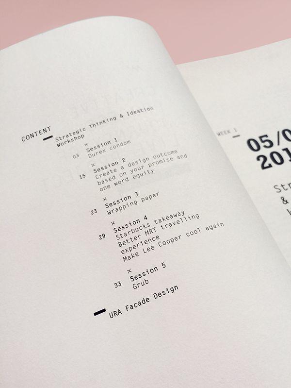 CPJ & Portfolio editorial design on Editorial Design Served