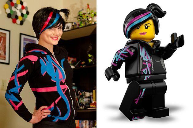 lego wild style costume | Wildstyle Lego Cosplay Lego kaland benny cosplay