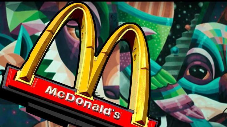 The Brooklyn Graffiti Artists Taking On McDonald's  – Jet Setter