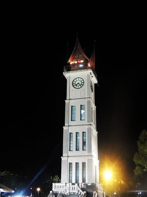 Jam Gadang, Bukittinggi Indonesia