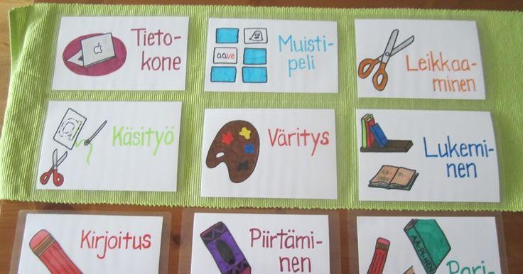 Ekaluokan syksy menee äidinkielen osalta kirjainten ja niitä vastaavien äänteiden opiskelussa. Etenemistahti luokassani on ollut yleensä ki...