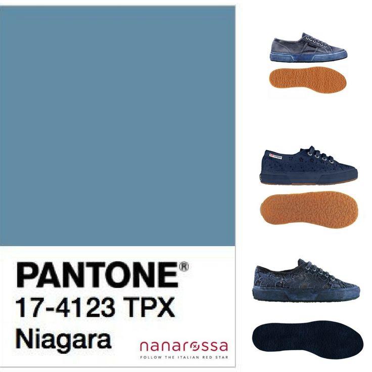#Spring2017colours: Il colore Niagara spopolerà questa primavera, pronti per aggiornare il guardaroba? YES >http://bit.ly/2mb8zbb