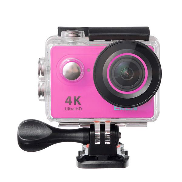EKEN H9 WiFi Sport Action Camera DV Car DVR SPCA6350 4K 25fps 1080p 60fps 720P 120fps New Version Sale - Banggood.com