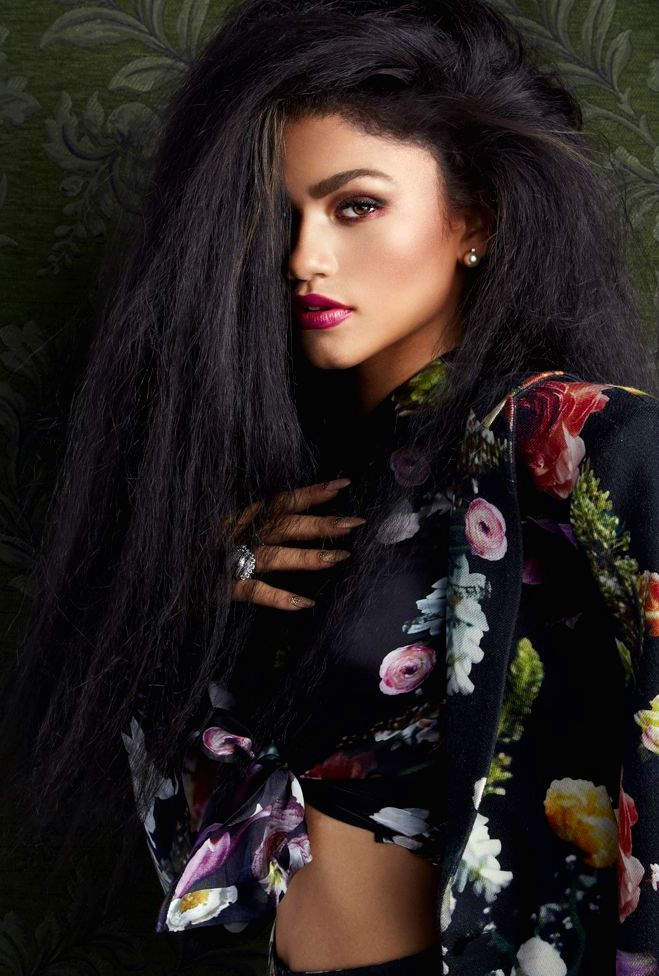 zenvdaya:    Zendaya for Mane Addicts 2015