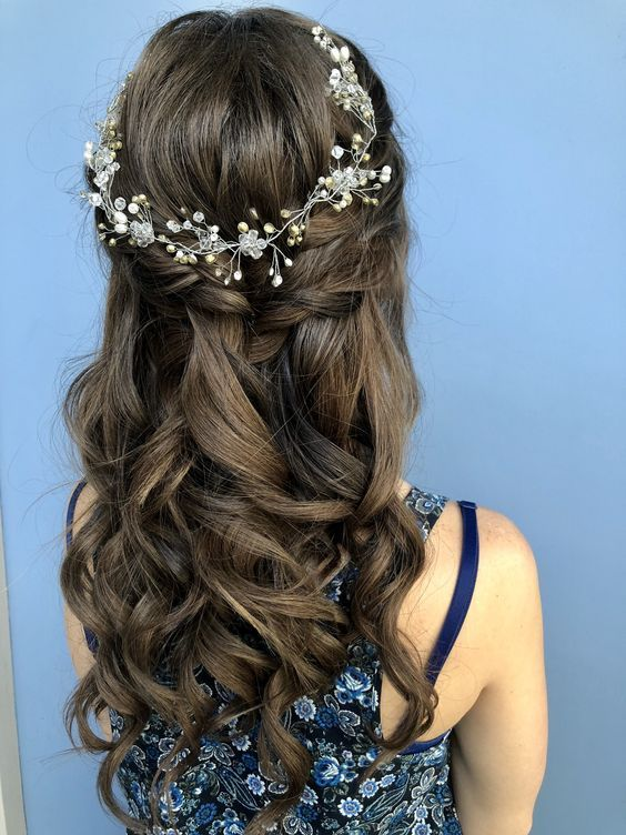 30+ Bridal Hairstyles for Perfect Big Day