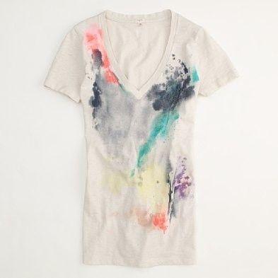 DIY! DIY! DIY!: Watercolor Shirt, Craft, Diy Shirt, Paint Splatter, Diy Fashion, Diy'S, Diy T Shirts, Hand Made