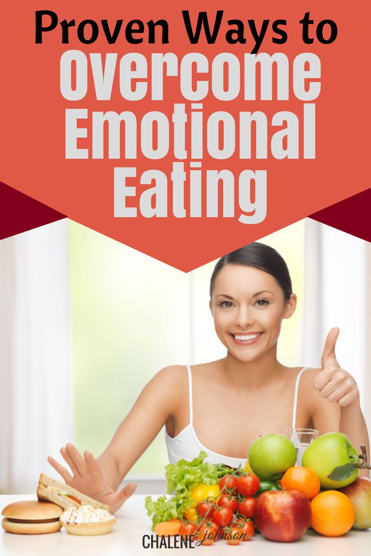 Chalene shares the best ways to overcome emotional eating. Stop that stress eating! Read this!