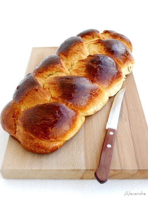 Tsoureki bread my kids love it...have to make it!
