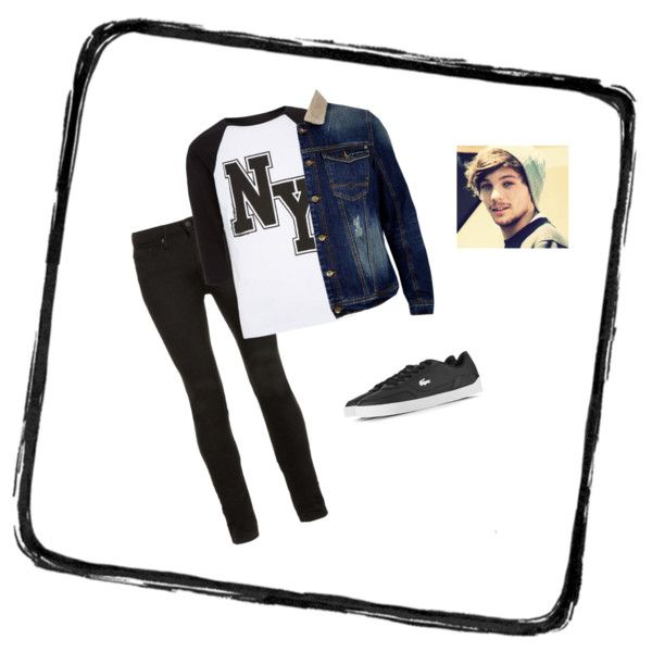 """Louis Tomlinson midnight memories outfit"" by katie-francesca-kelland on Polyvore"