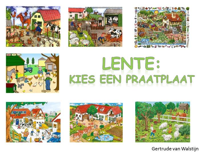7 verschillende praatplaten voor het digibord die kan gebruiken bij de lente/pasen of de boerderij. http://leermiddel.digischool.nl/po/leermiddel/4addee658c9b517ce29dc1b4e016015f?s=2.0