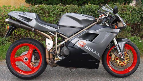 DUCATI 916 Senna I no. 212 | Denmark