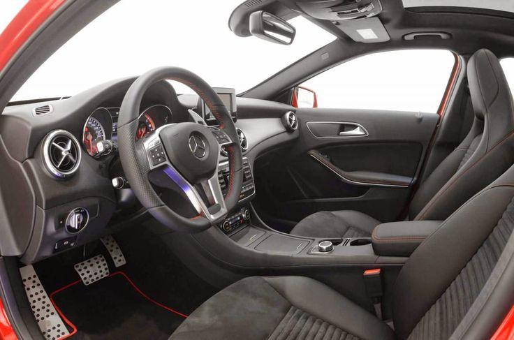 Mercedes-Benz AMG Sports Package GLA Plus Brabus