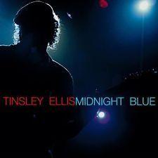 Midnight Blue Tinsley Ellis Audio CD