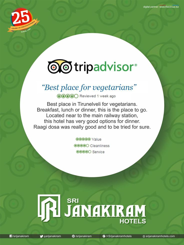 We are very much thankful to all the guest you rated us as Excellent, keep boosting!!! Srijanakiram Hotels ‪#‎rooms‬ ‪#‎veg‬ ‪#‎ac‬ ‪#‎nonAc‬ ‪#‎tirunelveli‬