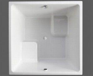 vasca da bagno piccola per due persone