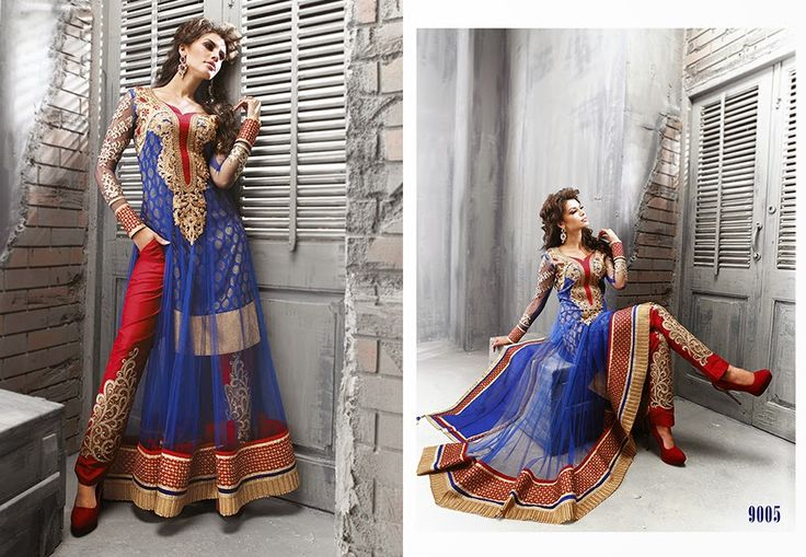 Buy this dress at only $99.00only. (stitching extra) only at www.delhi6store.com