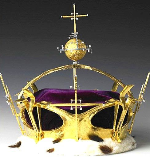Корона Принца Чарльза Уэльского