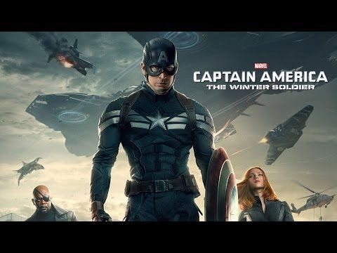 "The First Full-Length ""Captain America: The Winter Soldier"" Trailer Makes A Special Super Bowl Debut"