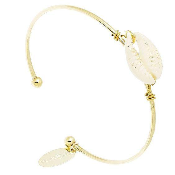 Bracelet coquillage bijoux de plage 2017