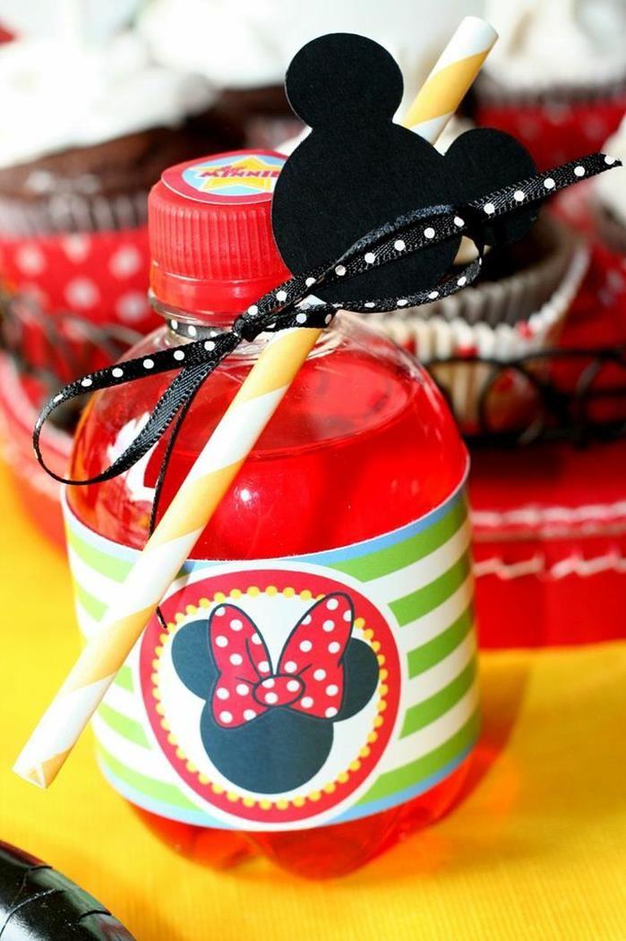 Mickey Mouse Clubhouse Party via Kara's Party Ideas Kara'sPartyIdeas.com #MickeyMouse #MinnieMouse #PartyIdeas #Supplies (37)