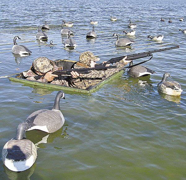 R 233 Sultats De Recherche D Images Pour 171 Floating Duck Blind