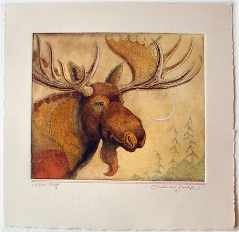 Moose - charles van sandwyk