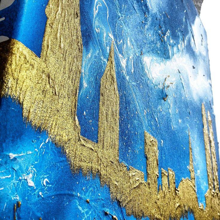 "BuBu on Instagram: ""Details of HOMMAGE TO ZURICH, 100x100cm (in progress) Oliver BuBu Schibli - Swiss Artist www.bubucollection.com #followme #artgallery #interior #beautiful #happy #artlights #gold #instagram #love #art #instagood #me #instagram #follow #cute #photooftheday #switzerland #zurich #artswitzerland #oliverschibli #artmadrid #chicchaos #artphuket #contemporaryart #swissart #kultur #bubu #kunstzuerich #artzurich #skyline"""