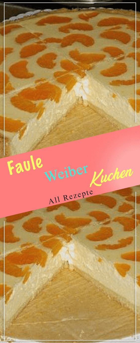 Lazy Wives Cake # Kochen # Rezepte #Einfach # Lecker