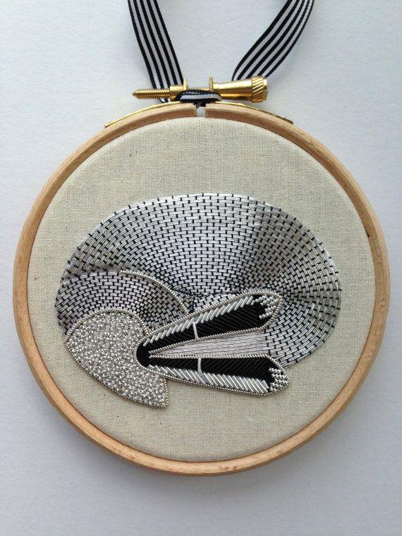 Ferronnerie broderie Badger Kit