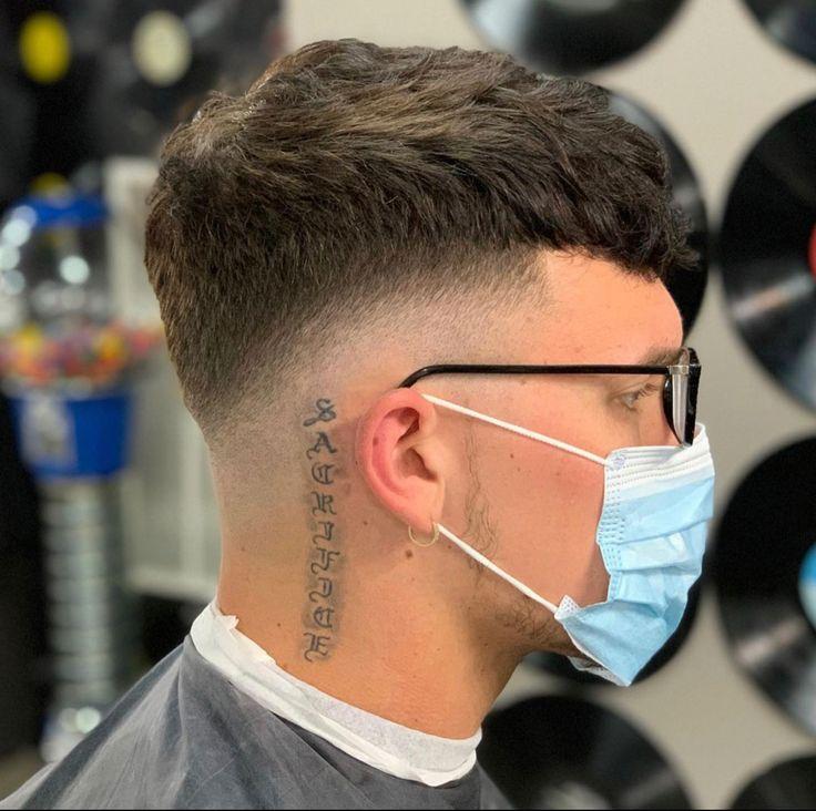 Drop Fade Haircut, Short Fade Haircut, Short Hair Undercut, Best Fade Haircuts, Cool Mens Haircuts, Mens Slicked Back Hairstyles, Beard Haircut, Men Hair Color, Faded Hair