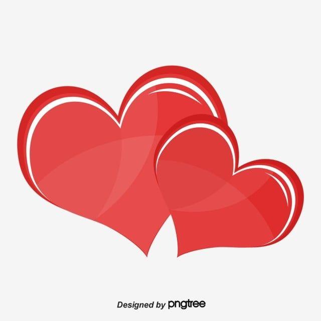 قلب أحمر ضعف القلب الاحمر شكل قلب نمط قلب شكل المواد
