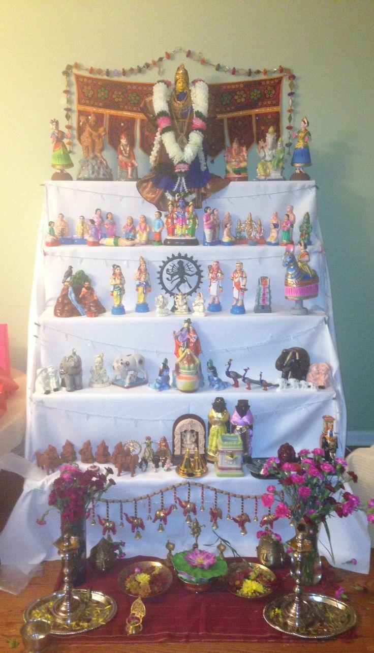 Golu Decoration Tips 17 Best Images About Navarathri Golu On Pinterest Indian